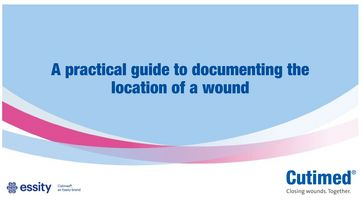 Wound location booklet